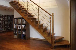Простой вариант маршевой лестницы