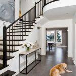 Отделка бетонной лестницы