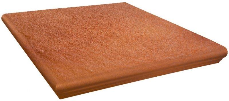 Прямая плита для маршевой лестницы