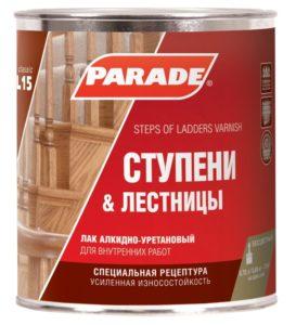 Алкидно-уретановый лак PARADE