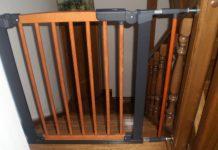 ограждение для лестницы от детей