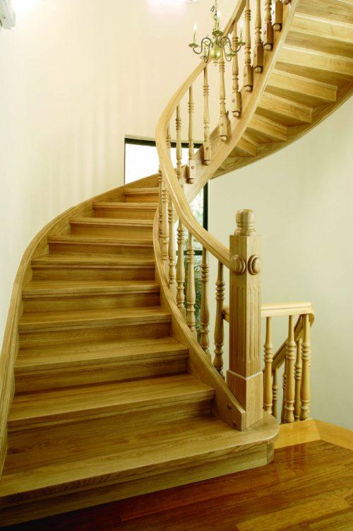 Эвольвентная лестница