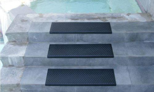 накладки для ступеней бассейна из резины