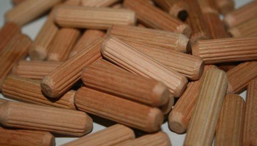 деревянные шканты