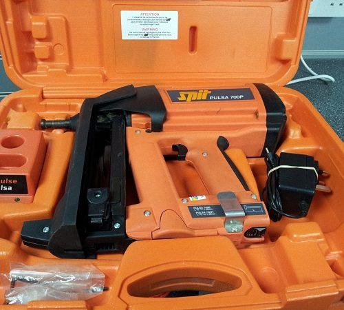 электрический строительный пистолет