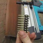 монтажный пистолет для гвоздей