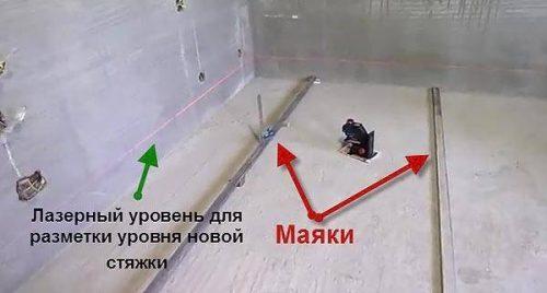 отбика уровня