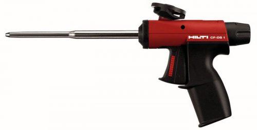 Особенности выбора и использования пистолетов для монтажной пены