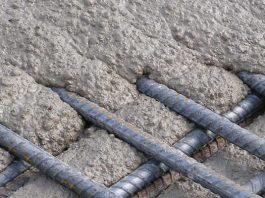 бетон и арматура