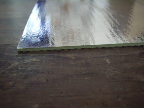 полистирол подложка из фольги