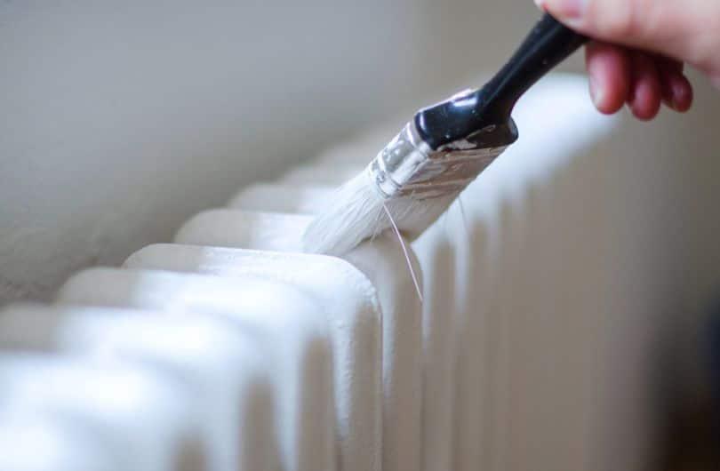Окрашивание батарей отопления общие советы и выбор подходящей краски