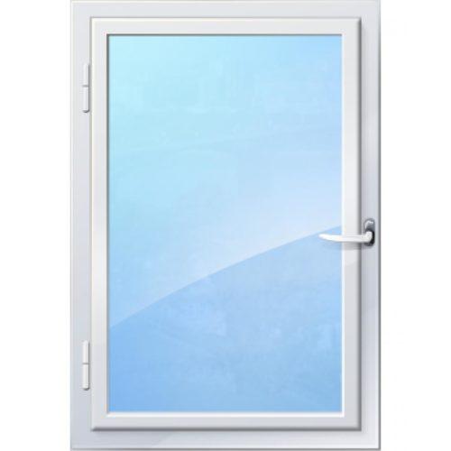 одна створка окна