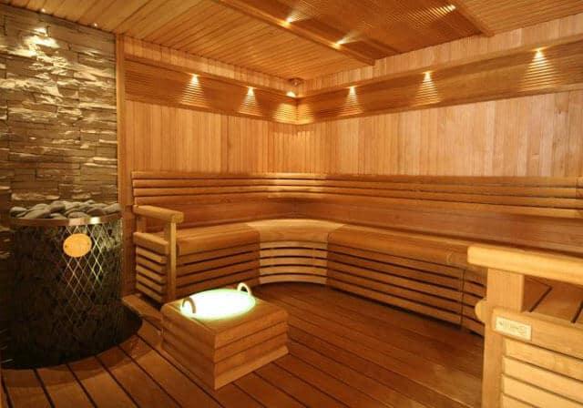 Чем застелить полы в бане