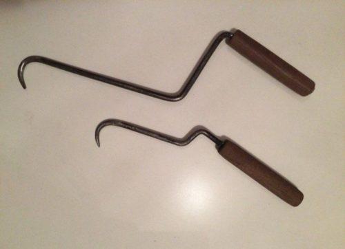 ручной крючок для вязки