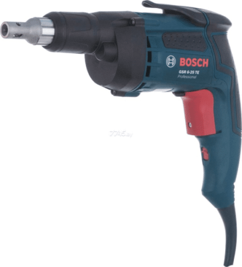 Bosch GSR 6-25 TE 2011 Case