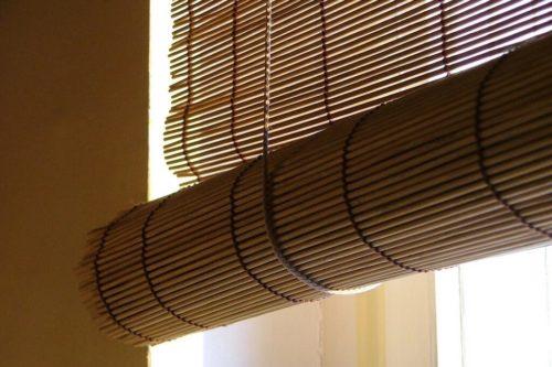 бамбуковые жалюзи