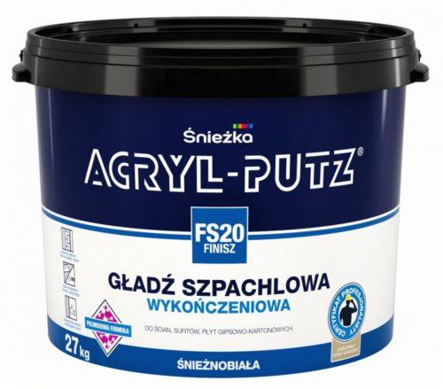 Acryl-Putz