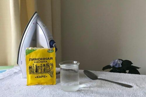 Как убрать накипь