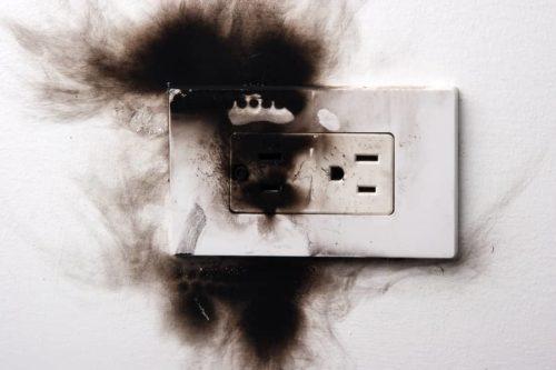 Как убрать запах гари в квартире