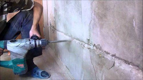 Рейтинг лучших штроборезов для бетона — марки и модели