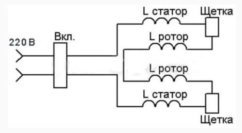 Как сделать регулятор оборотов для болгарки своими руками