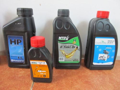 Какое масло заливать в электропилу для смазки цепи