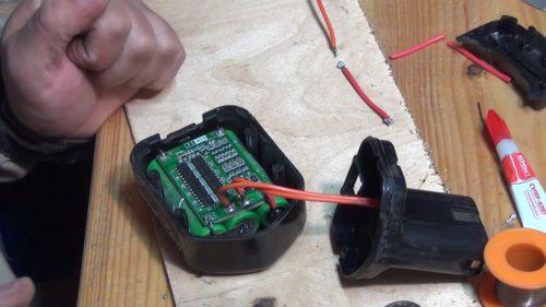 Как поменять батарейки в шуруповерте своими рукам