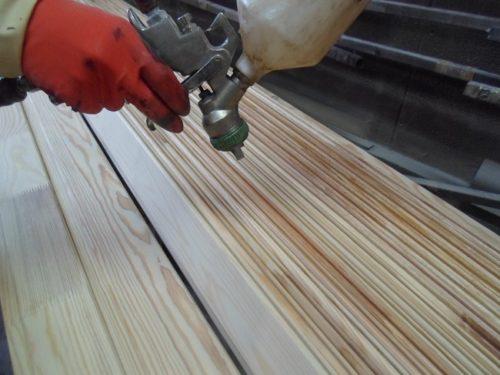 Как окрашивать с помощью краскопульта — разные виды поверхностей