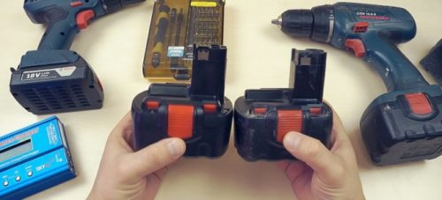 Какой аккумулятор лучше Li-ion или Ni-cd для шуруповерта
