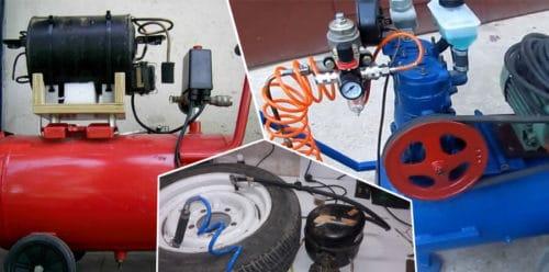 Какой компрессор нужен для покраски краскопультом