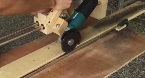 Самодельная стойка для УШМ — подробная инструкция по изготовлению