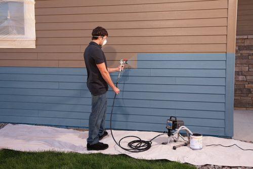 Как правильно разбавить краску для краскопульта