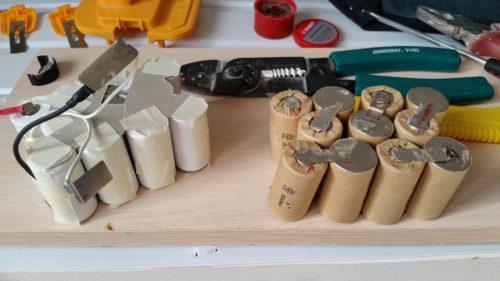 Как реанимировать аккумулятор шуруповерта в домашних условиях