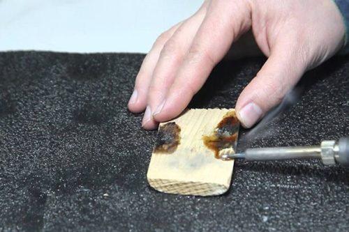 Как чистить паяльник после пайки от нагара