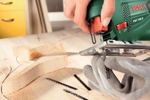 Что делать если электролобзик криво пилит — регулировка инструмента