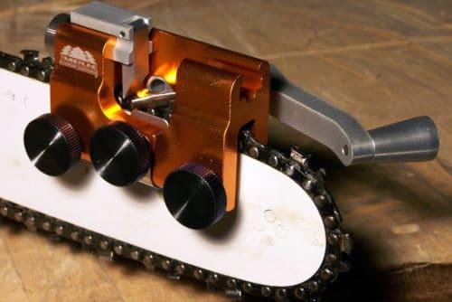 Заточка цепей электропил своими руками — обзор способов
