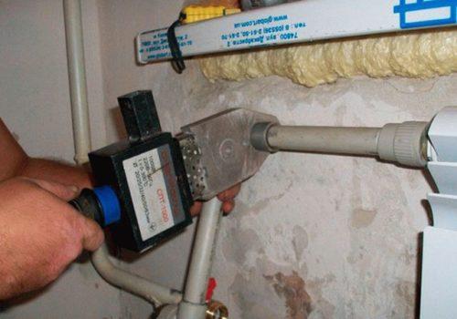 Как правильно паять полипропиленовые трубы для водопровода паяльником