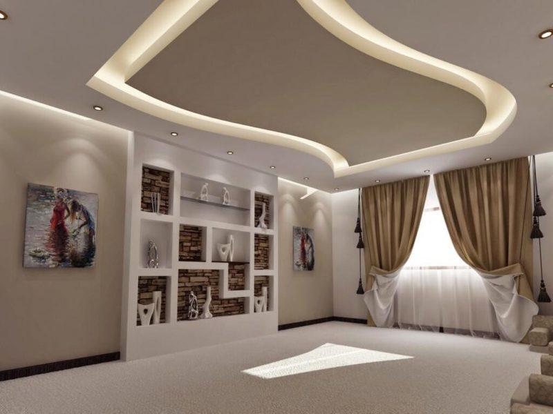 Декоративные элементы на стены или потолок