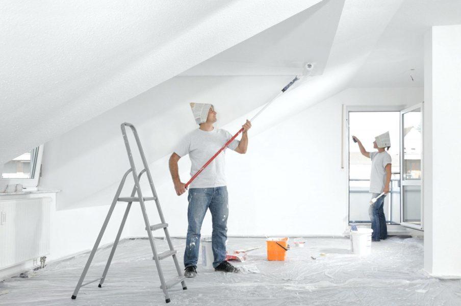 Использование бюджетных материалов для отделки пола и потолка