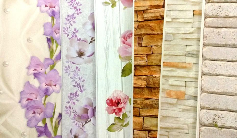 ПВХ стеновые панели