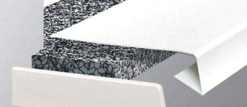 Как реставрировать бетонный подоконник?